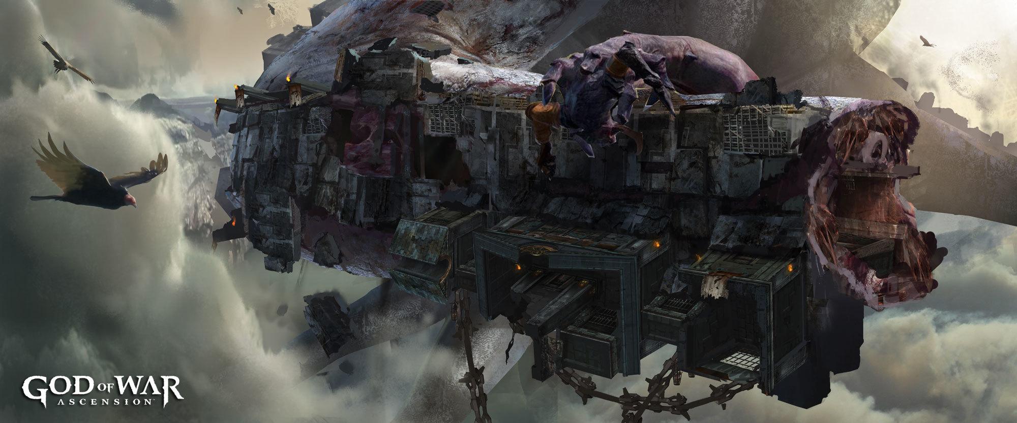 Foto de God of War: Ascension 2/02 (11/16)