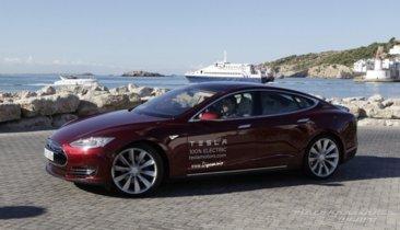 El Tesla Model S supera al Nissan LEAF como el 100% eléctrico más vendido en julio en Europa