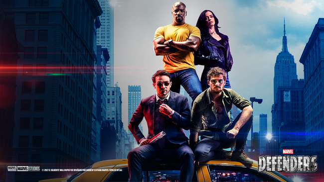 Thedefenders Wallpaper Hd Marvel Spoiler Oficial 2017