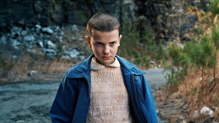 Stranger Things Eleven Image 0