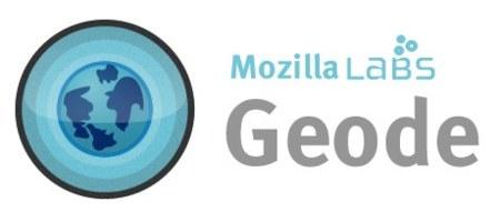 Mozilla Labs Geode, geolocalización a tope para Firefox