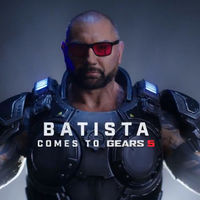 Dave Bautista tendrá su propio personaje jugable en Gears 5