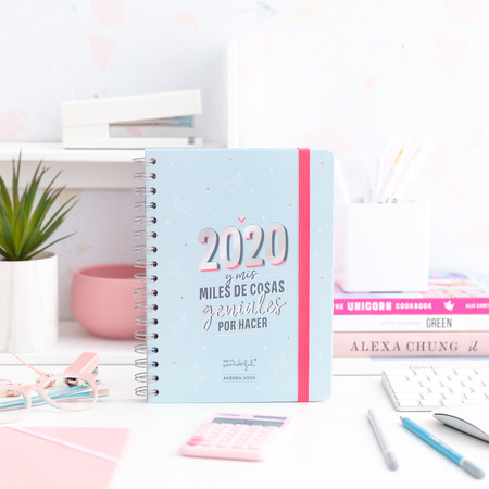 9 agendas de Mr Wonderful para un 2020 cargado de buen rollo