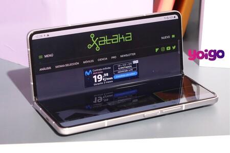 Precios Samsung Galaxy Z Fold3 y Z Flip3 con tarifas Yoigo y ahorro de hasta 305 euros