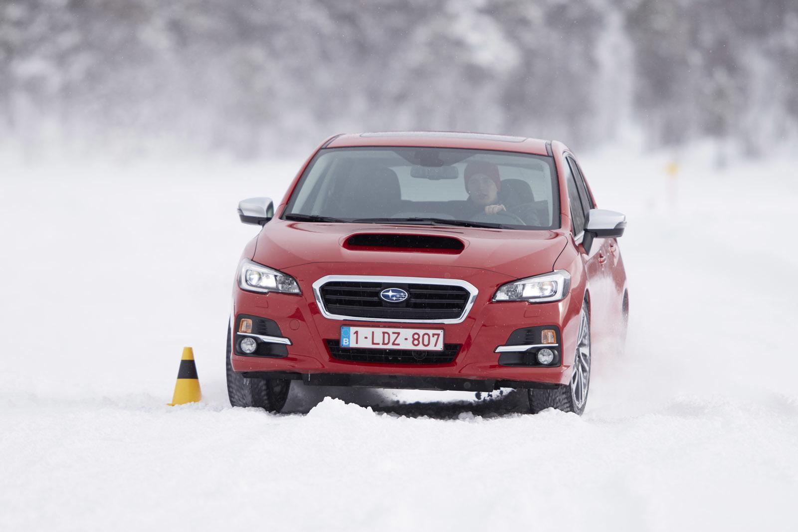 Foto de Subaru Snow Drive 2016 (34/137)