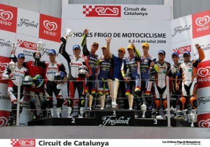 La segunda moto de Suzuki Catalá se alza con la victoria en las 24 Horas de Montmeló
