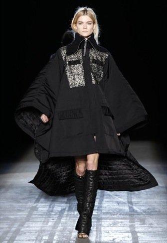 Alexander Wang abrigo capa