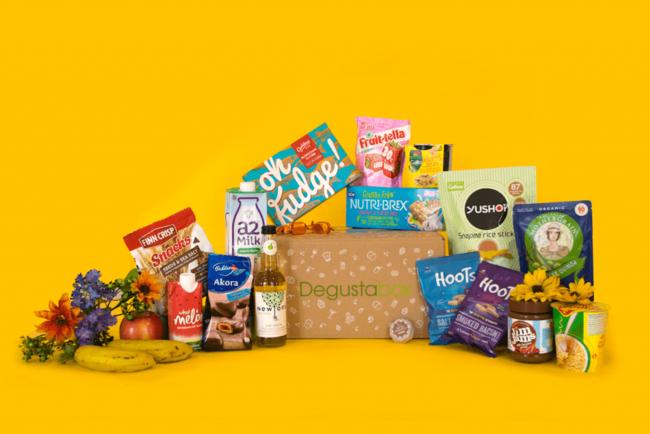 Hasta el 30 de septiembre, tu primera Degustabox por 7,99 euros y envío gratis