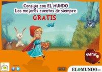 """Colección """"Los mejores cuentos de siempre"""", gratis con El Mundo"""