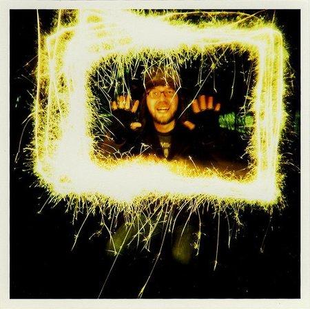Lomo-Cam sparkles