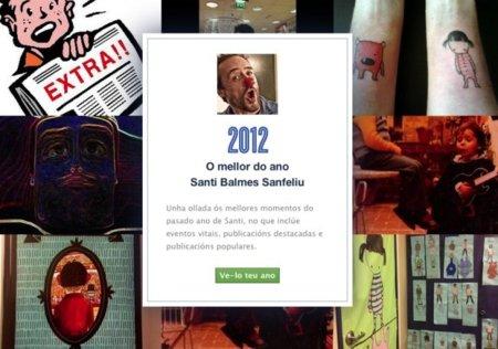 Facebook nos ayuda a repasar nuestro año con una página especial