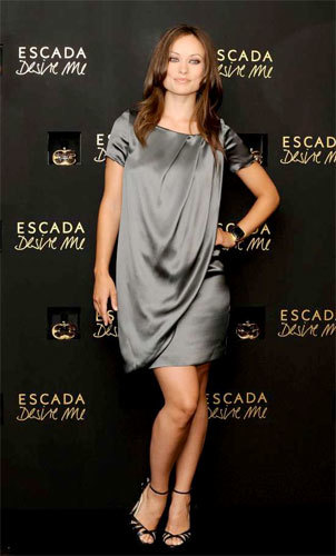 El look de Olivia Wilde en Madrid