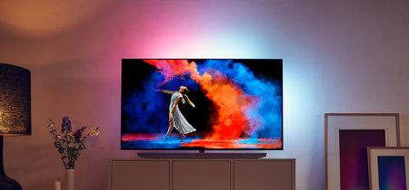 Philips anuncia sus televisores para 2018 en un catálogo donde reina la armonía entre modelos LCD y OLED
