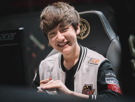 Peanut se queda en Corea, pero no en SKT