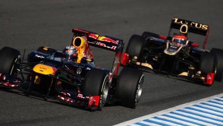 Sospechan que Red Bull y Lotus utilizan un sistema ilegal de mapas motor