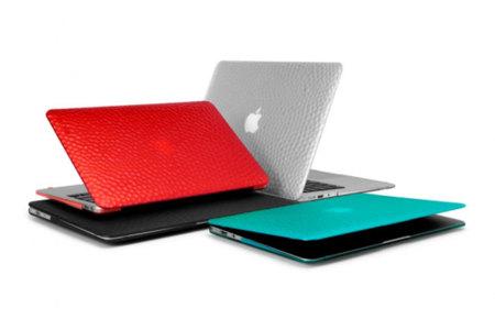 Una segunda piel para tu Macbook Air gracias a las fundas Incase Hammered Hardshell