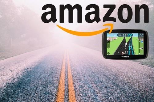 3 navegadores TomTom rebajados en Amazon para no perder el rumbo mientras ahorramos