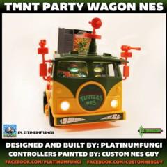 Foto 2 de 7 de la galería tmnt-party-wagon-nes en Vida Extra