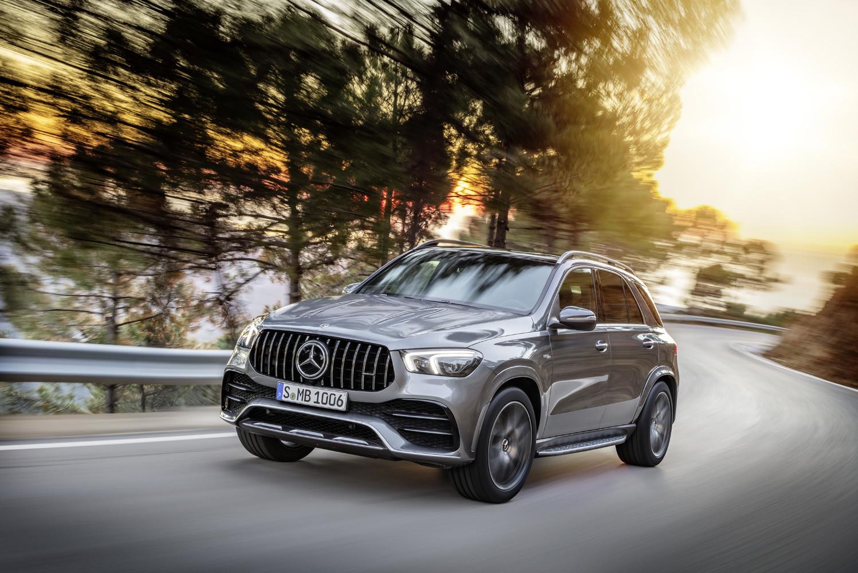 Foto de Mercedes-AMG GLE 53 4MATIC+ 2019 (1/44)
