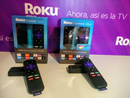 Roku Express Express Plus