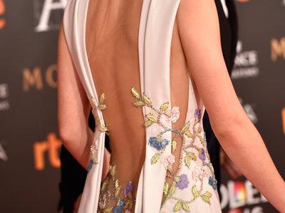 Los vestidos de novia los grandes triunfadores de la noche en los Premios Goya 2017