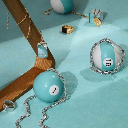 Tiffany Co First Menswear Jewelry Collection 11