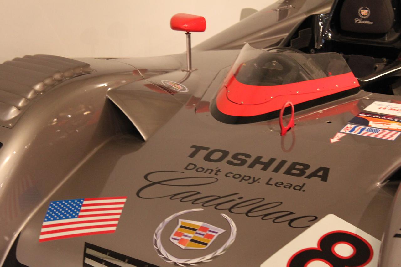 Foto de Museo 24 horas de Le Mans (202/246)