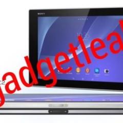 Foto 3 de 4 de la galería xperia-z2-tablet-leak en Xataka México