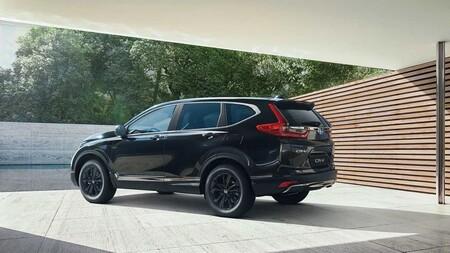 Honda Cr V Hybrid Sport Line 2021 2
