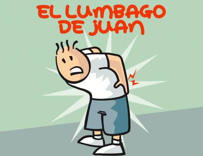 Cuento: El lumbago de Juan