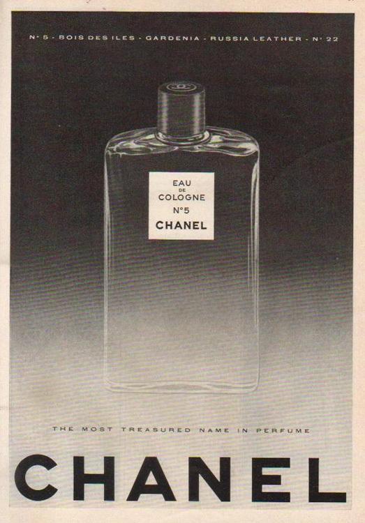Foto de Chanel No. 5 - publicidad del 30 al 60 (14/61)