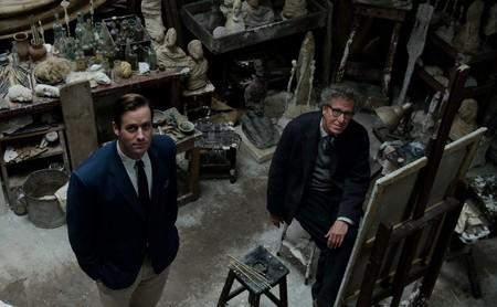 'Final Portrait: El arte de la amistad', la anécdota de un retrato sirve a Geoffrey Rush para brillar como Giacometti