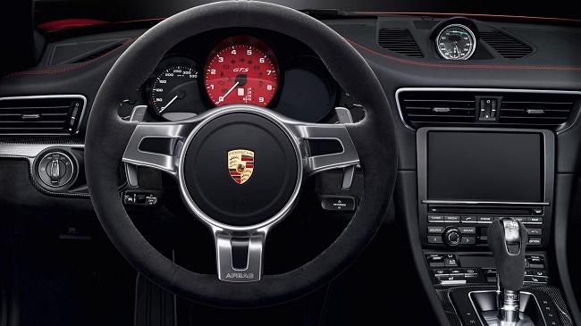 Foto de Porsche 911 Carrera GTS (14/15)