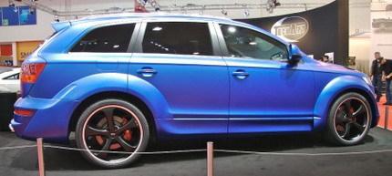 colores mate en el Essen Motor Show