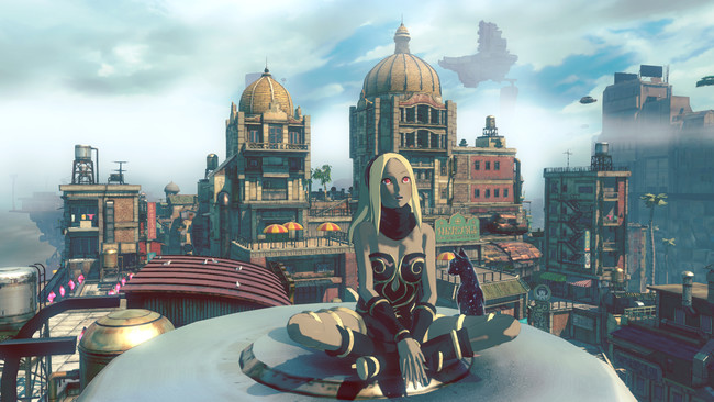 Gravity Rush 2 Analisis 01