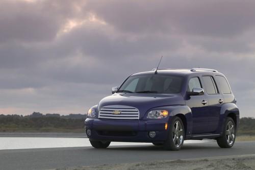Recordando al Chevrolet HHR, el polémico rival del Chrysler PT Cruiser en la época de los modelos retro