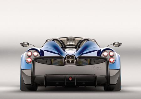 """Llamada """"masiva"""" a revisión de los Pagani Huayra Roadster y BC por un fallo en la batería"""