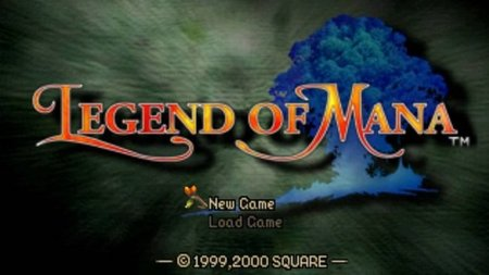 'Legend of Mana' mañana mismo en el PSN de EEUU