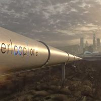 Hyperloop tiene nuevo récord de velocidad: el Virgin Hyperloop One alcanza los 386 km/h