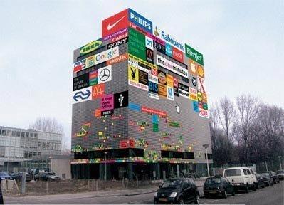 La Fachada del millón de dólares: Proyecto comercial en Amsterdam