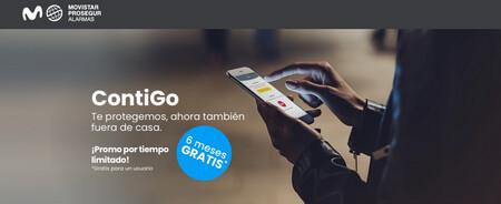 Movistar Prosegur Alarmas estrena ContiGo, un nuevo sistema de protección a través del móvil