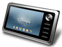Cowon A3, con soporte de múltiples formatos