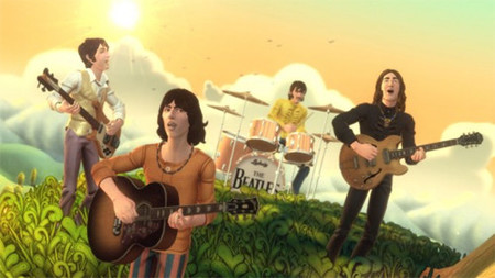 'The Beatles: Rock Band': el tema 'All You Need is Love' vende 100.000 copias