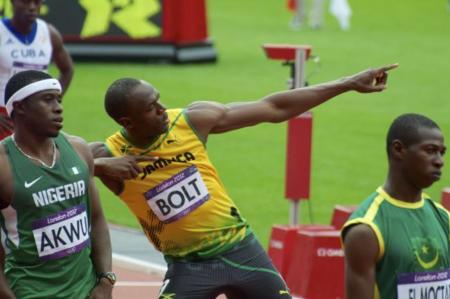 ¿Cómo es que Usain Bolt es tan rápido?