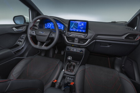 Ford Fiesta 2022 14