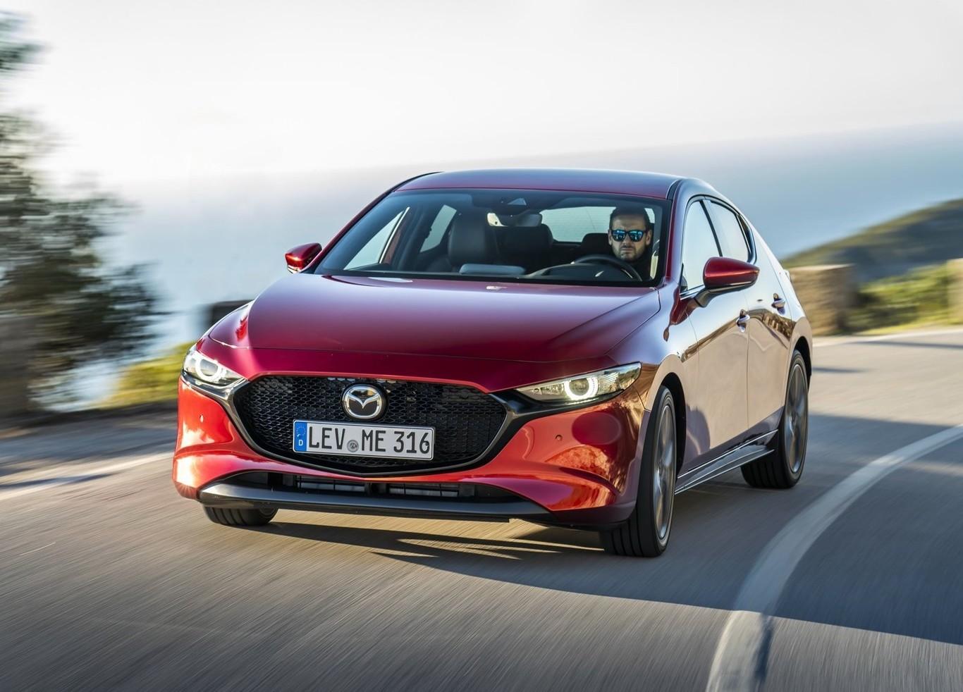 2021 Mazda 3 Sedan Spesification