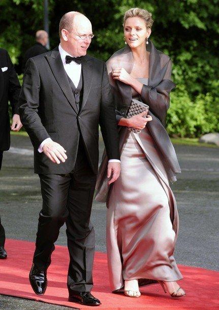 Boda de la Princesa Victoria de Suecia: Charlenne Witdstock I