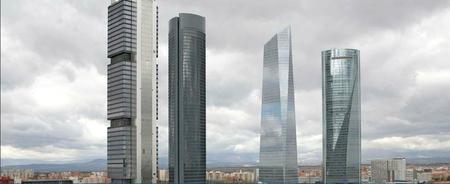 Torre de Cristal Madrid