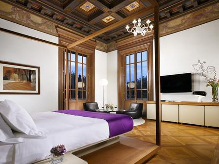 Hoteles de lujo Roma