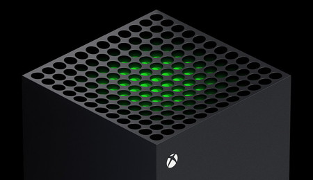 El diseño de la caja donde viene la Xbox Series X llama casi tanto la atención como el de la propia consola